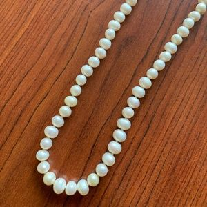 Pearl String Necklace